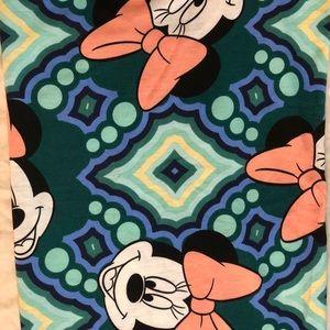LuLaRoe Tops - Lularoe Minnie Mouse Irma